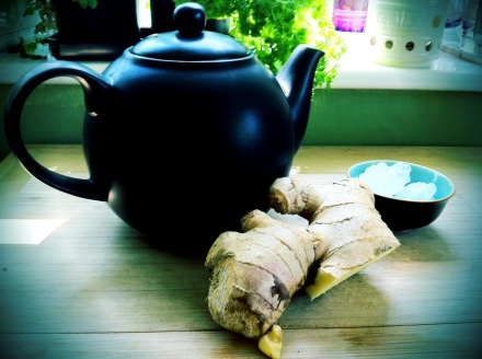 Ginger tea 2