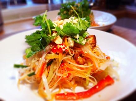 Thai tom sum - my all-time favourite oriental salad