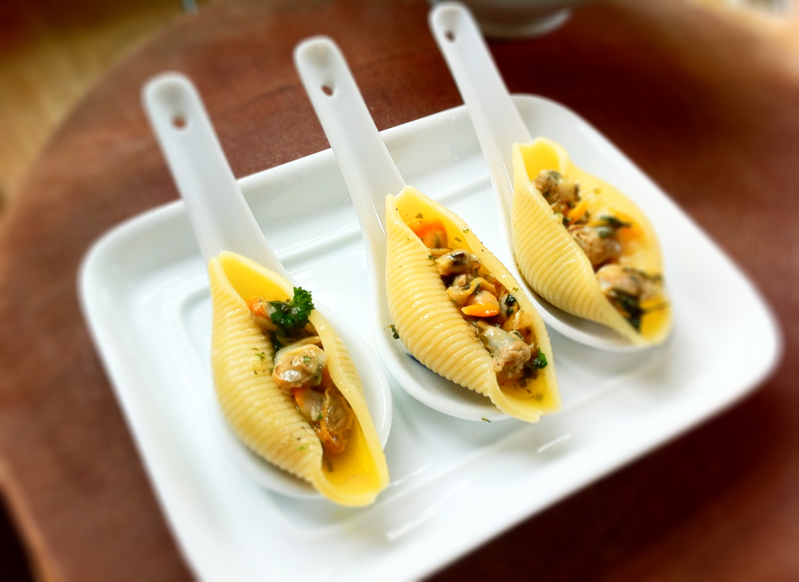 Amuse bouche chinese spoon recipes - Amuse gueule italien ...