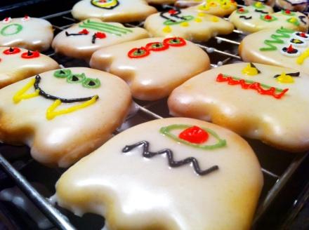 Cookie monsters!!!!
