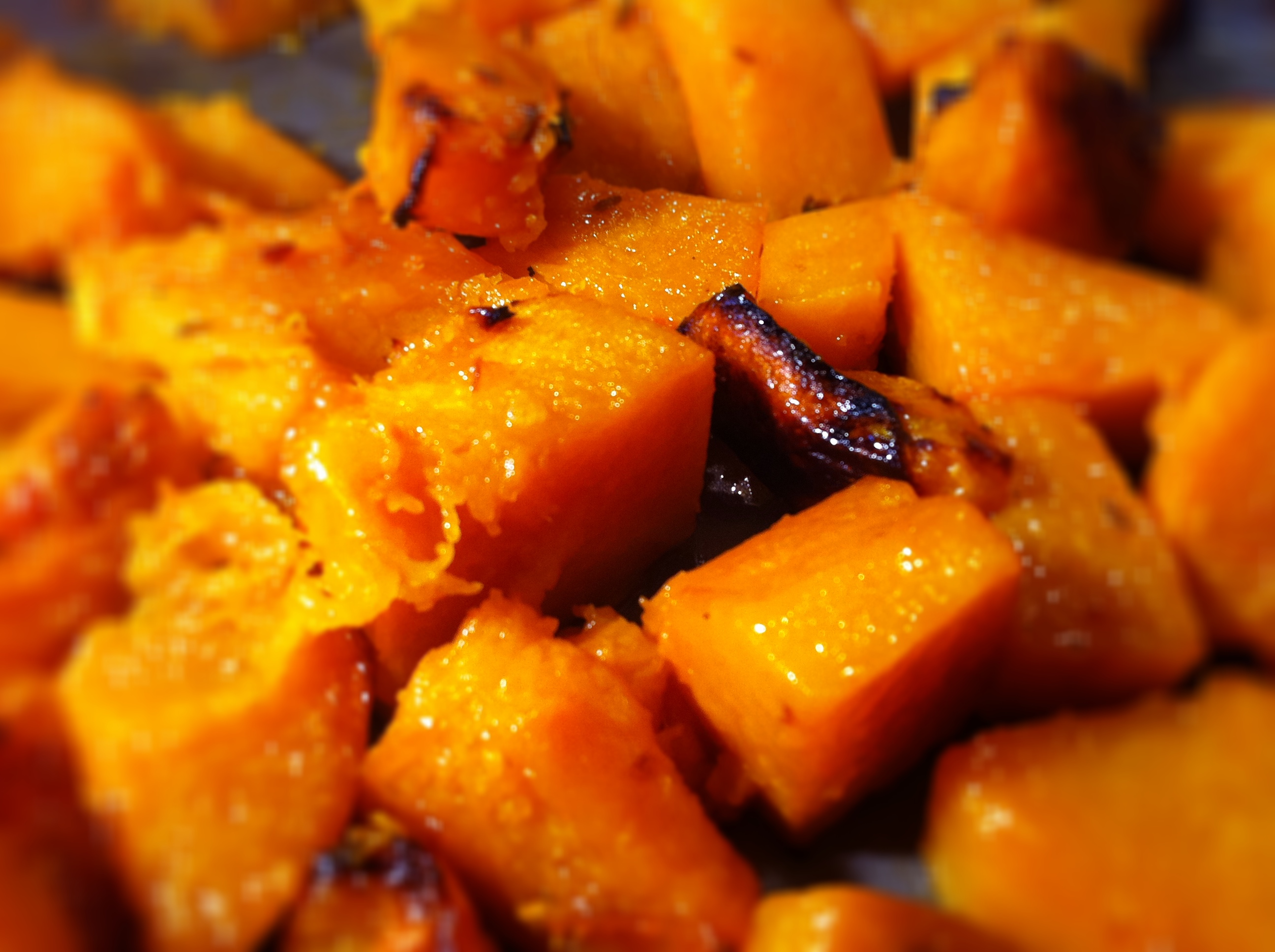 Roasted Butternut Squash Pictures
