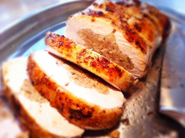 Chicken galantine