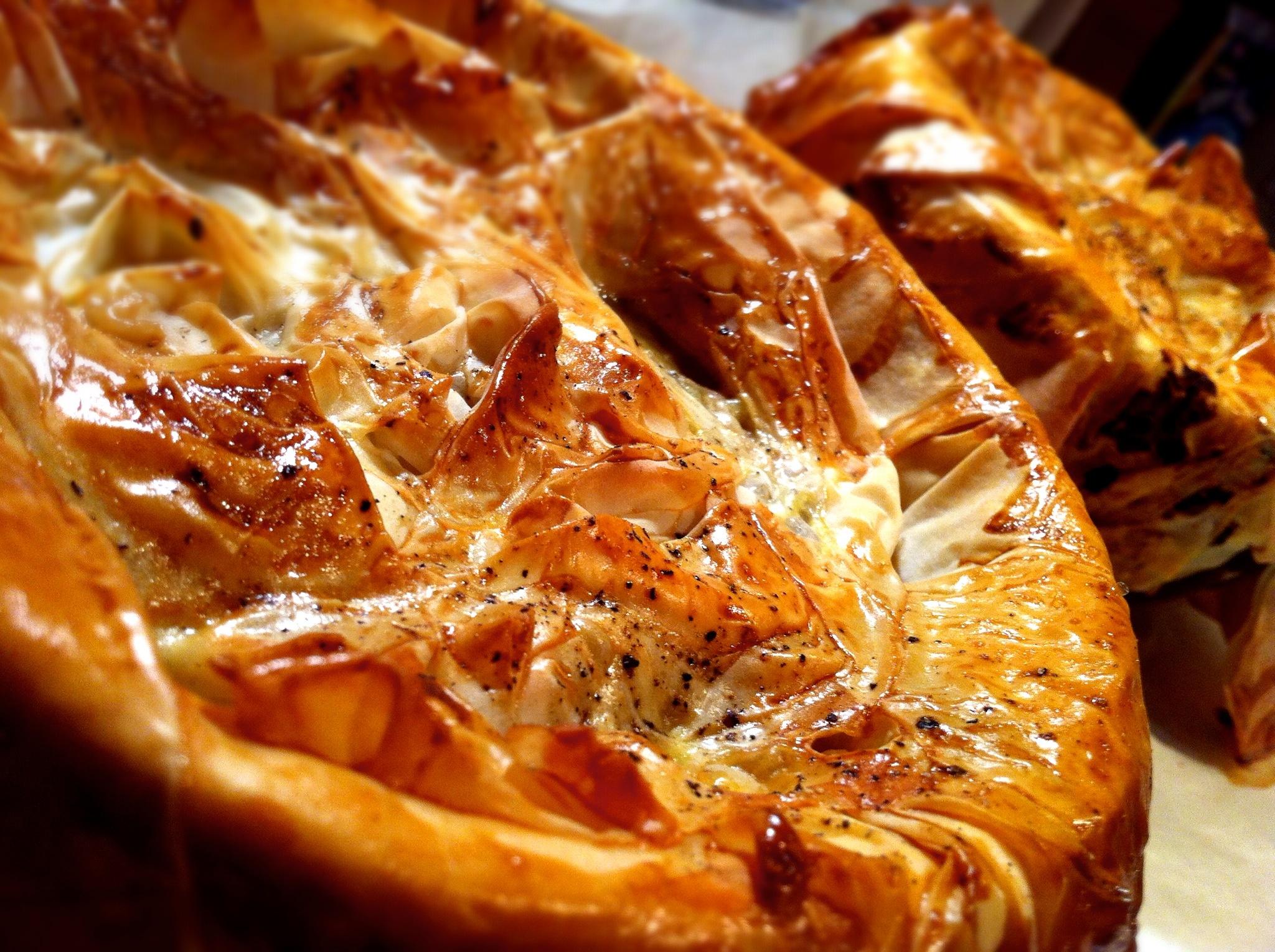 Chicken, Leek and Mushroom Millionaire Pie thebigfatnoodle