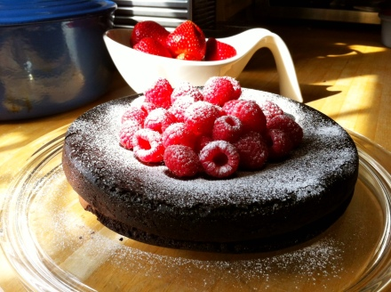 Easy to bake. Far to easy to devour.