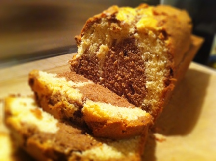 Mary Berry's Chocolate Loaf Cake