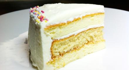 Fat Japanese Sponge Cake
