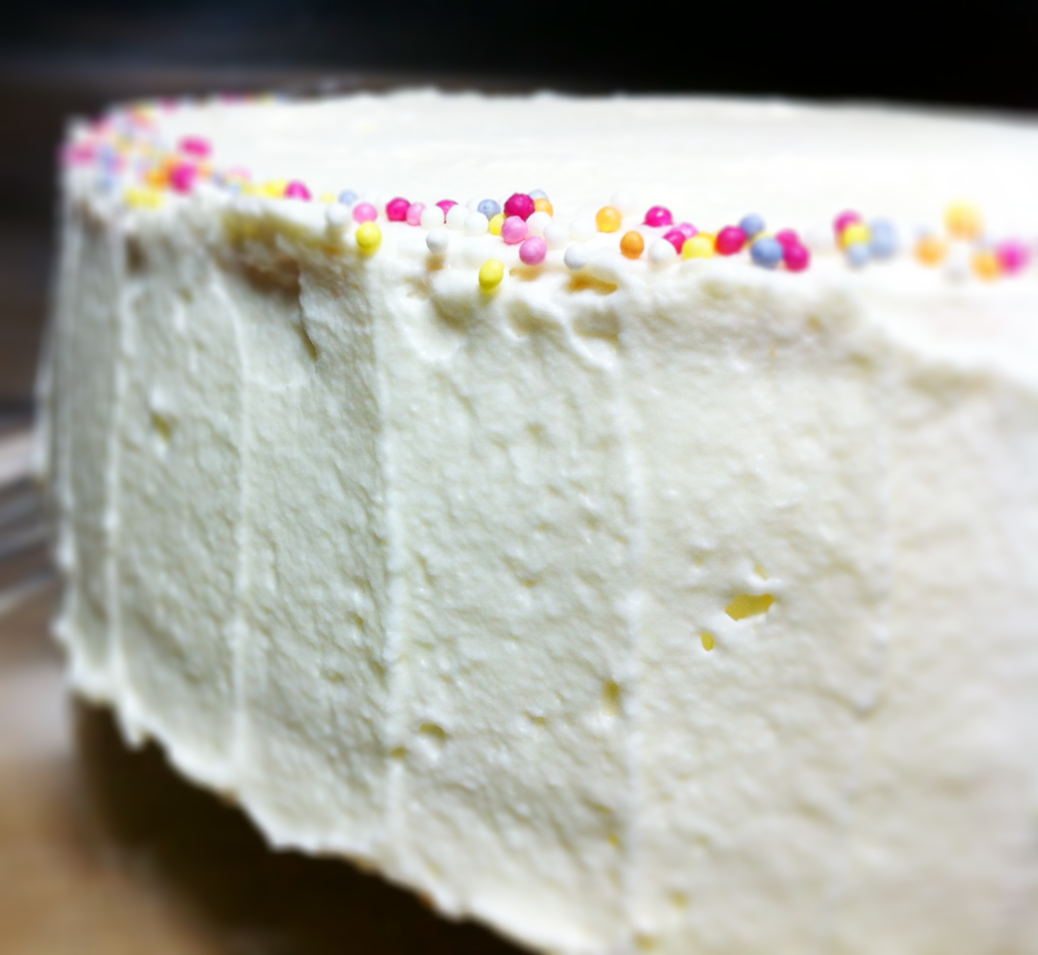East meets West: A Japanese cheesecake and sponge layered ...
